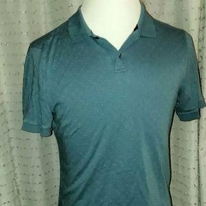 Banana Republic S Polo Shirt Mens 100% Cotton Blue